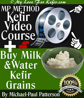 Review Of The Mp Method Video Courses And Buy Milk And Water Kefir